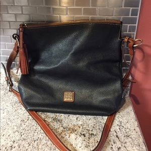 Dooney & Bourke Pebble Grain Small Dixon Crossbody